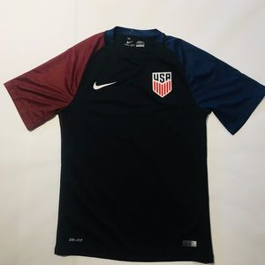 ⚽️ 2016 Nike Team USA Official Soccer Jersey 🇺🇸